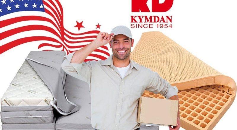 Gửi nệm Kymdan đi Mỹ nhất định phải chọn Vương Nhất Phát