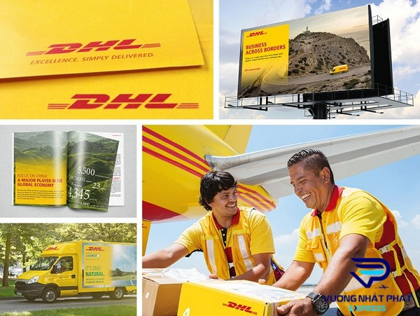 Công ty vận chuyển hàng DHL
