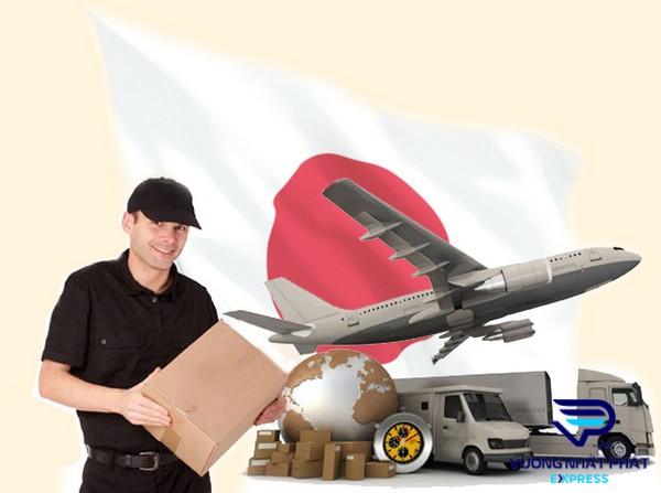 Hình thức vận chuyển đi Nhật