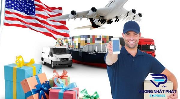 Gửi Quà tặng đi nước ngoài