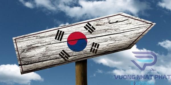 Dịch vụ gửi hàng đi Hàn Quốc tại Vương Nhất Phát